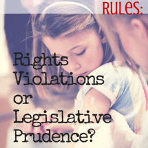 Michigan Vaccination Exemption Law Updates: Did the State Health Department Break the Law?