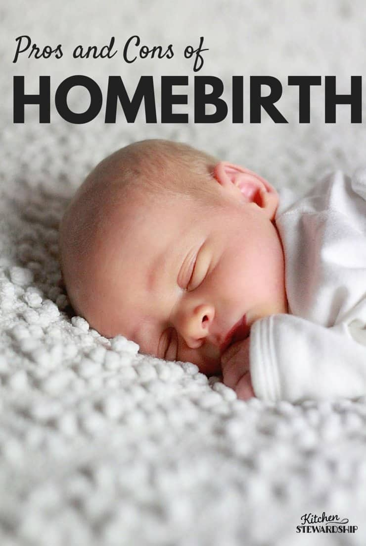 how to give birth at home