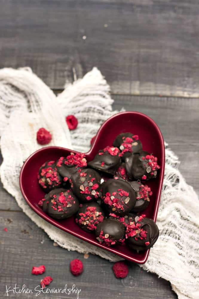 raspberry honey candies without words