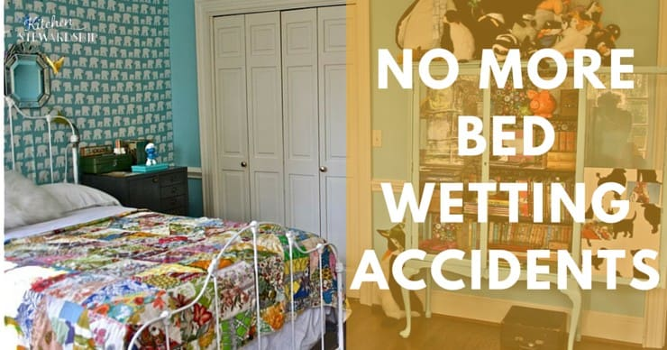 No More Bed wetting Accidents