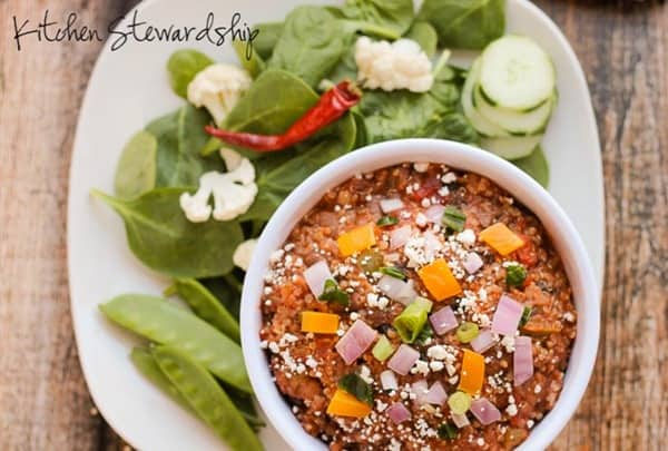 Instant Pot Taco Quinoa Chili