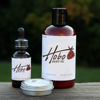 Hobo Beard Oil Product Line