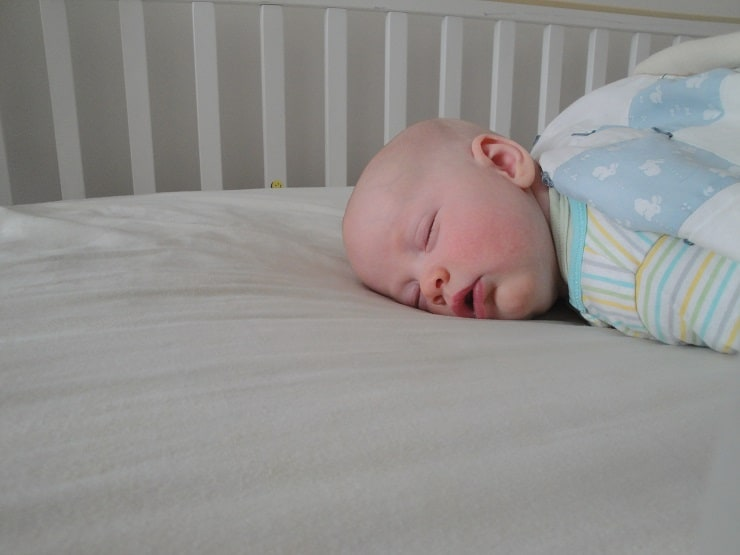 Naturepedic organic crib mattress product review