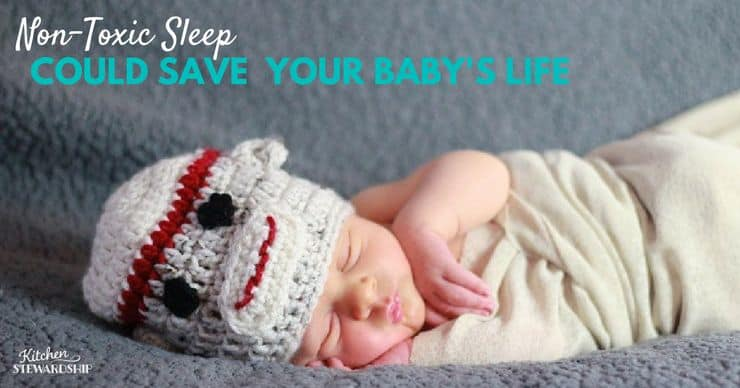 A Safe Mattress May Save Your Baby's Life - Reduce The Risk of SIDS