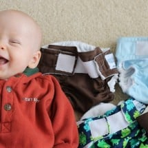 The Only Cloth Diaper I Bothered Buying (BEST Brand Newborn to Toddler!)
