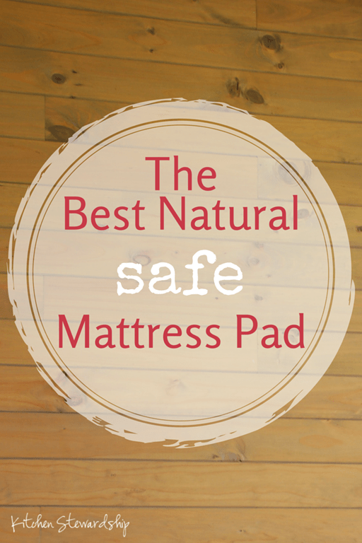 Waterproof Mattress Pad King Size Bed