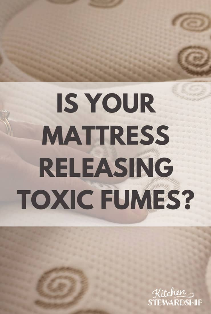 Toxic Flame Retardants in Your Mattress are Dangerous to your Health