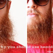 You Don't Need to Look Like a Caveman, Bearded Guy (or use stinky conditioner)