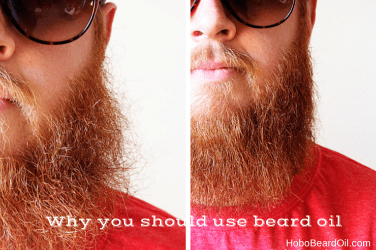 Why you should use Hobo Beard Oil