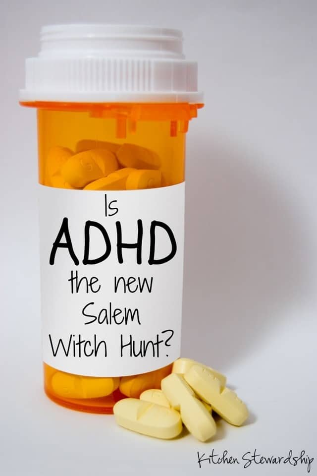 Is ADHD the new Salem Witch Hunt 1