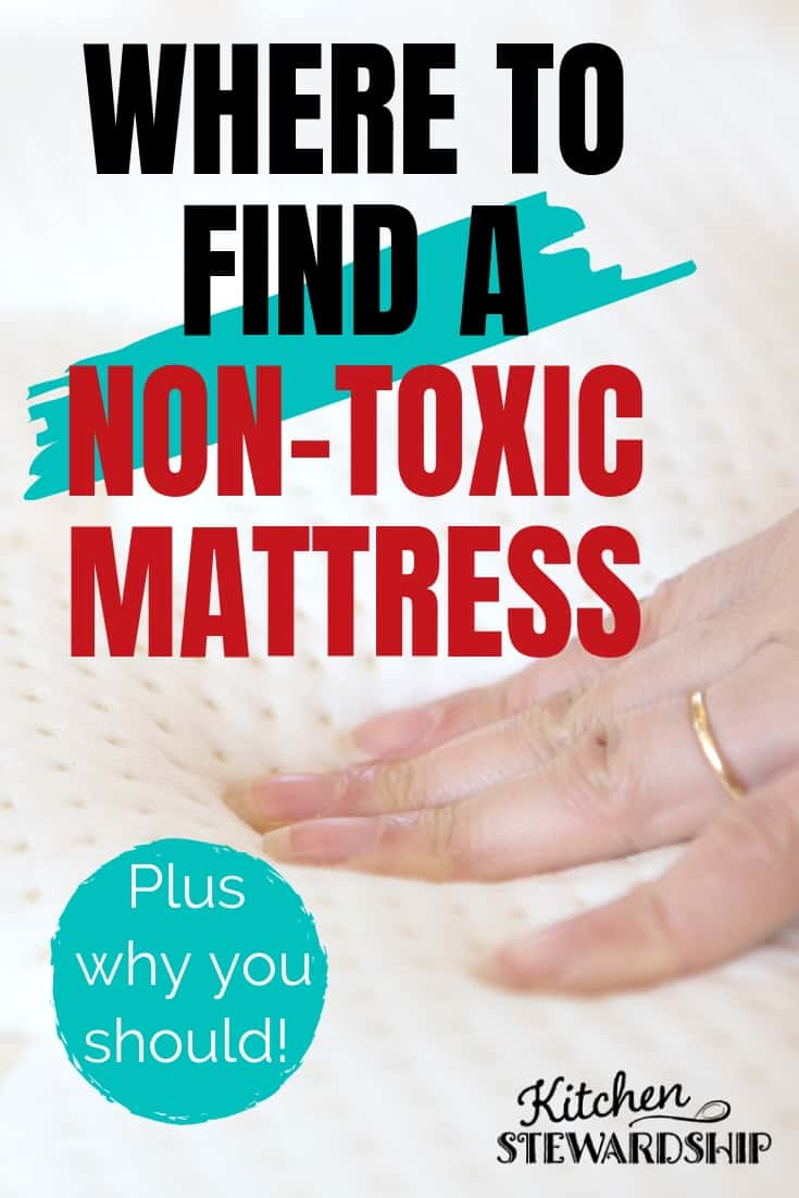 Where to Find a Non-Toxic Mattress