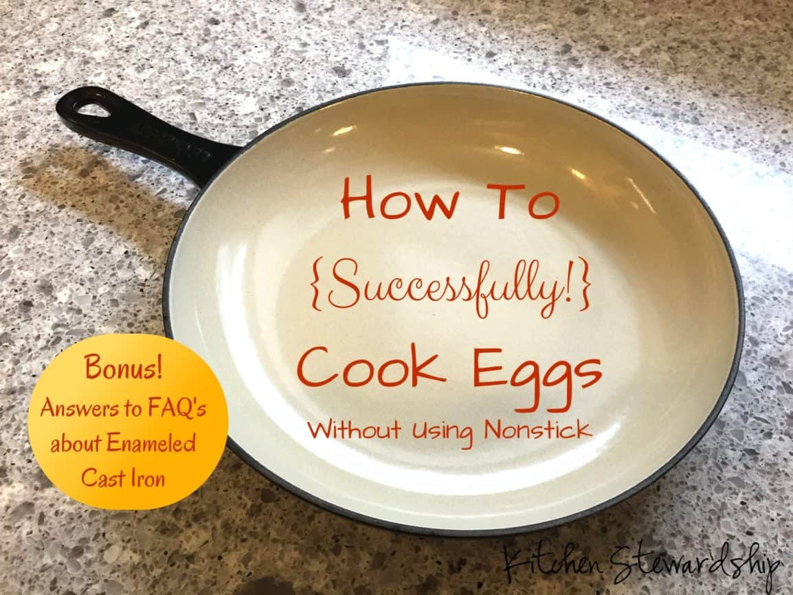 How To Cook Eggs Without Using Nonstick And Answers To