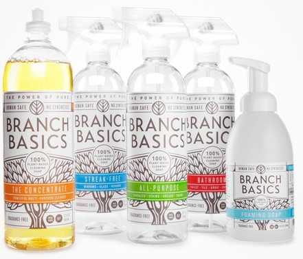 branch basics cleaners