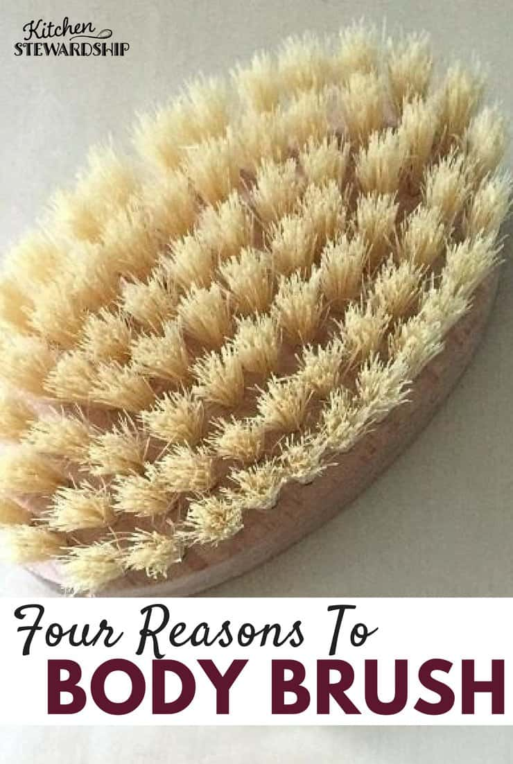 Four Reasons To Body Brush
