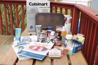 Kitchen Stewardship Favorite Things Summer Giveaway horiz 2