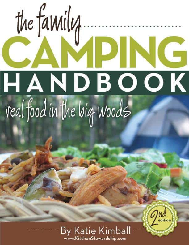 The Family Camping Handbook 2nd Edition eBook