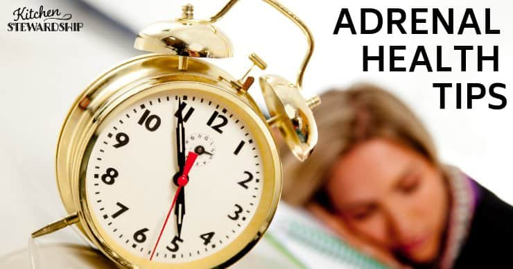 Get the Low Down on Adrenal Health
