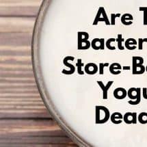 Monday Mission: Just Eat Some Yogurt Already