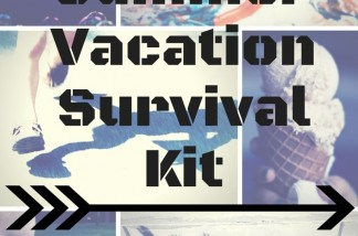Summer Vacation Survival Kit - 20 hands-OFF activities that don't need a parent every step of the way. It's the anti-Pinterest, anti-boredom solution to feed kids' brains this summer.