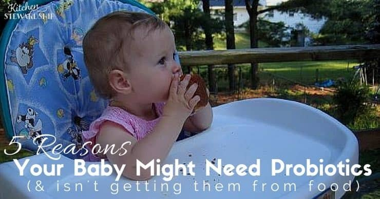 She needs baby probiotics! Breastmilk sometimes isn't enough.