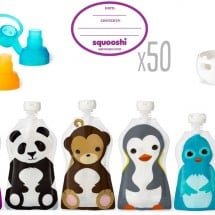 Squeeeeeeze Your Luck – It's a Squooshi {GIVEAWAY-NOW CLOSED}