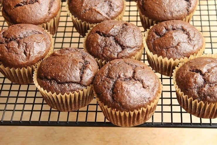 Eat Beautiful Grain free Chocolate Cupcakes