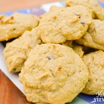 Simple Soaked Gluten Free Squash Cookies Recipe
