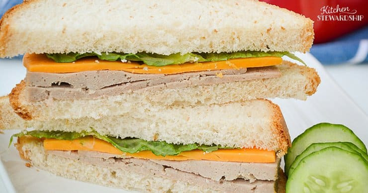 Homemade Lunch Meat