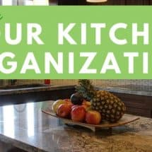 8 Ways to Streamline Your Kitchen Organization TODAY