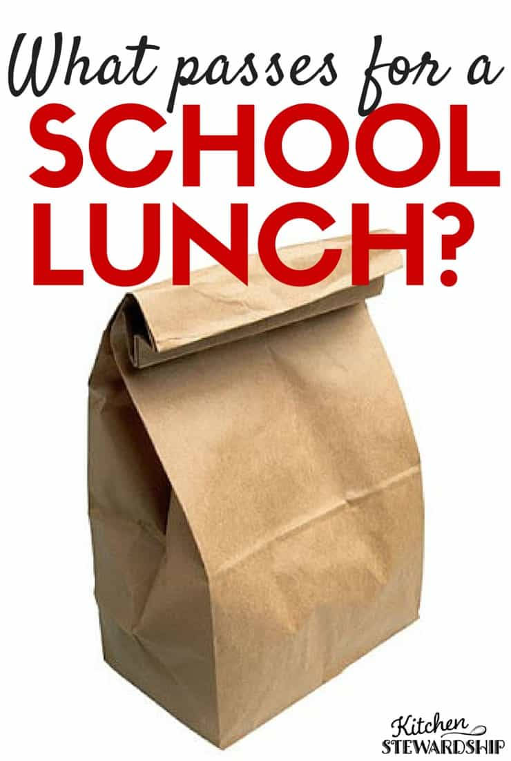 Great tips for packing school lunches with NO lunchables in sight!