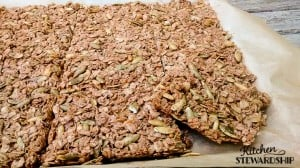 Gluten-Free Granola Easy for the Kids to Make Themselves