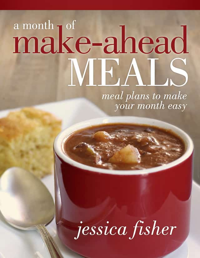 Five Easy Tricks for Make Ahead Meals. If you haven't tried freezer cooking or the idea of make-ahead meals makes you cringe, check out these 5 tips that make it easy to have dinner in under 30 minutes.