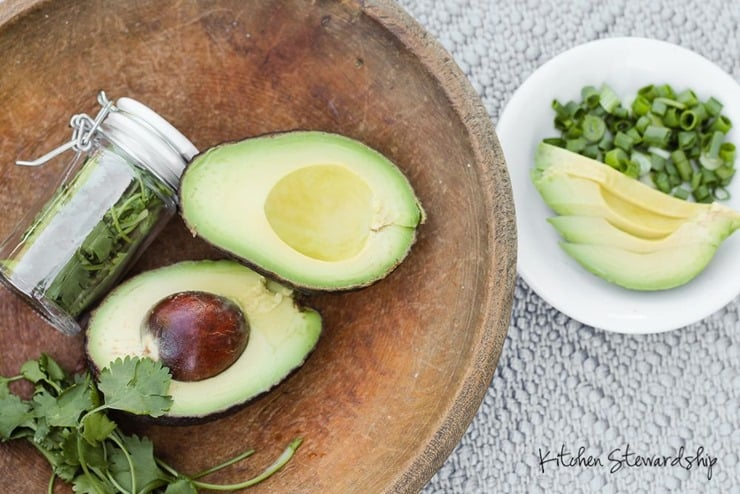 avocados can help support female adrenal health