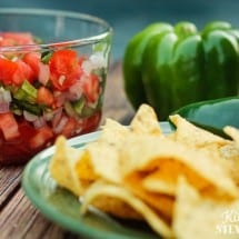 Easy Homemade Fresh Salsa Recipe (with Secret Ingredients)