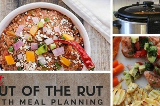 Meal Planning Basics for the Boss of the House