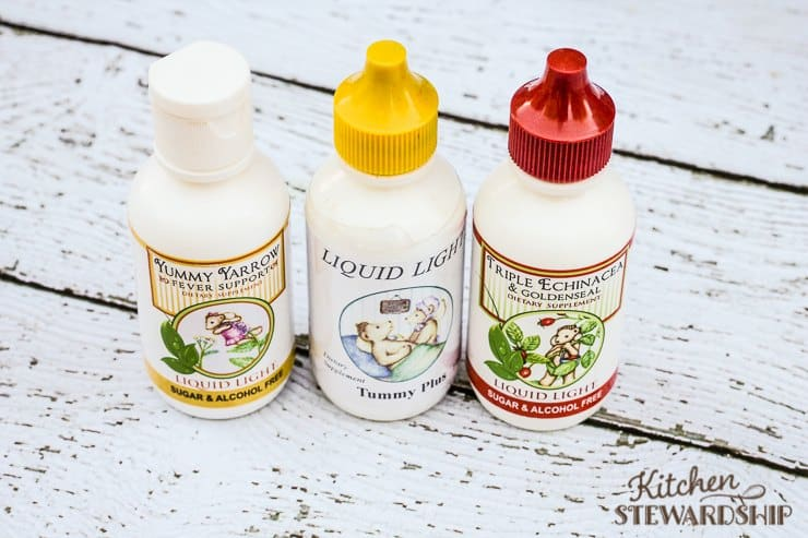 Real Moms Review TriLight Health's Natural Remedy Formulas