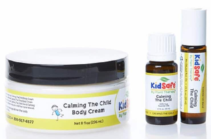 Calming the Child KidSafe Essential Oils Set