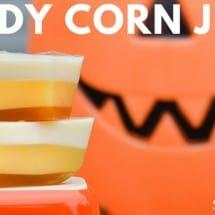Candy Corn Finger Jello Recipe