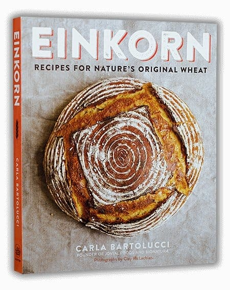 Jovial Foods Einkorn Baking Cookbook