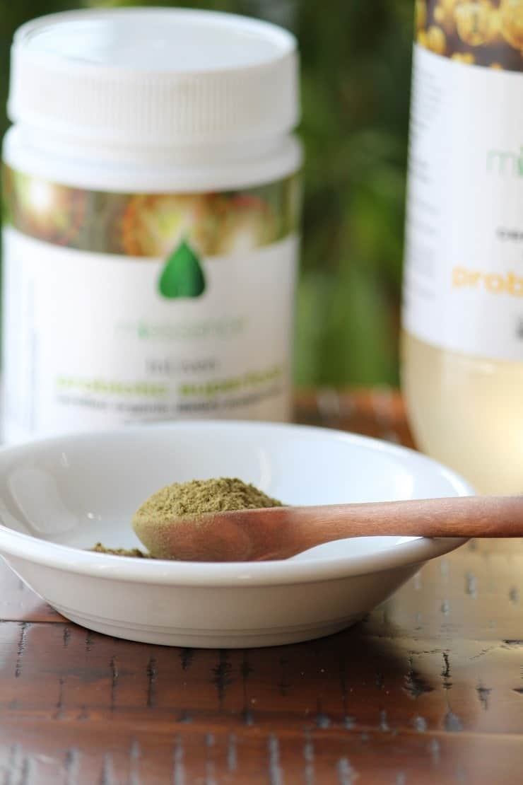 Miessence Probiotic Superfoods Powder or Liquid