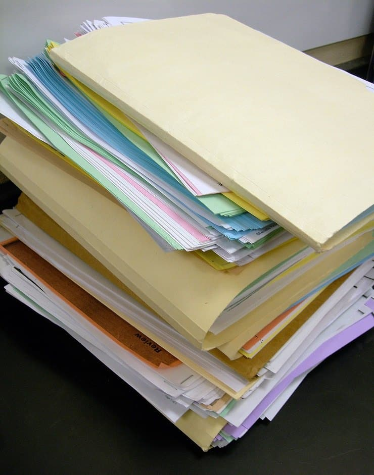 Fix your paper clutter problem for good!