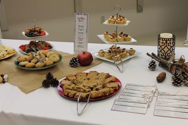 ALDI simple holiday cookie desserts