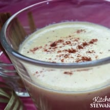 Easy, Creamy Eggnog Recipe