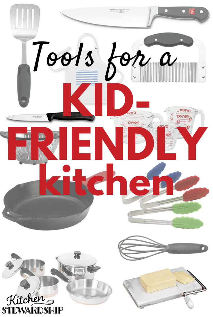 Kids Cookware - Kitchen Items that are perfect for young Chefs