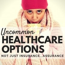 'Cause You Don't Need a Doctor for Everything {Uncommon Healthcare Options}