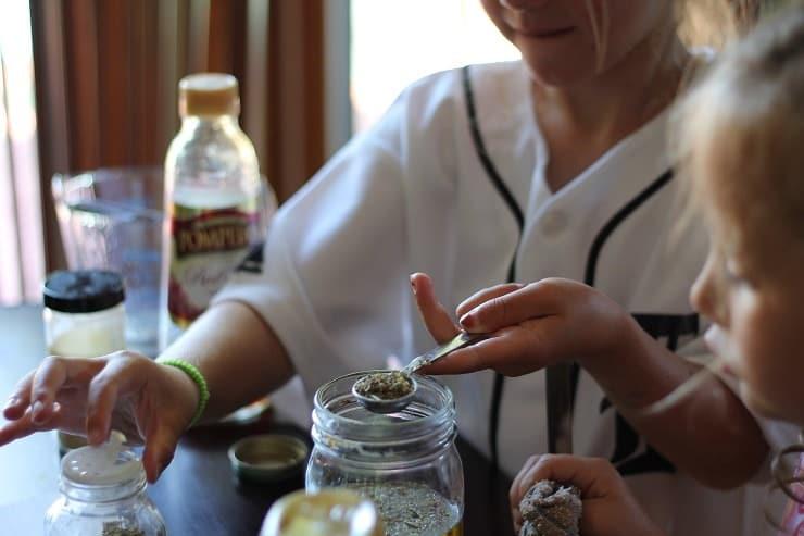 Intermediate Lesson 1 - Making Salad Dressings