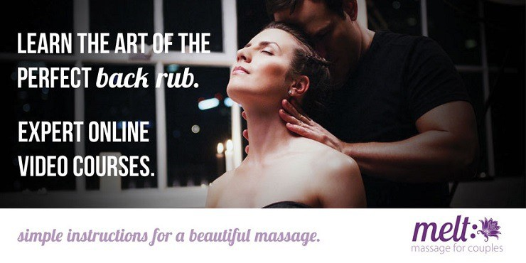 Expert backrubs for Valentine's Day - learn online with video
