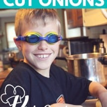 The Best EFFECTIVE Trick for No Tears Onion Cutting…so Easy, a Kid Can Do It
