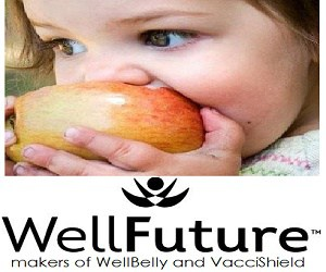 WellFuture makers of WellBelly and VacciShield