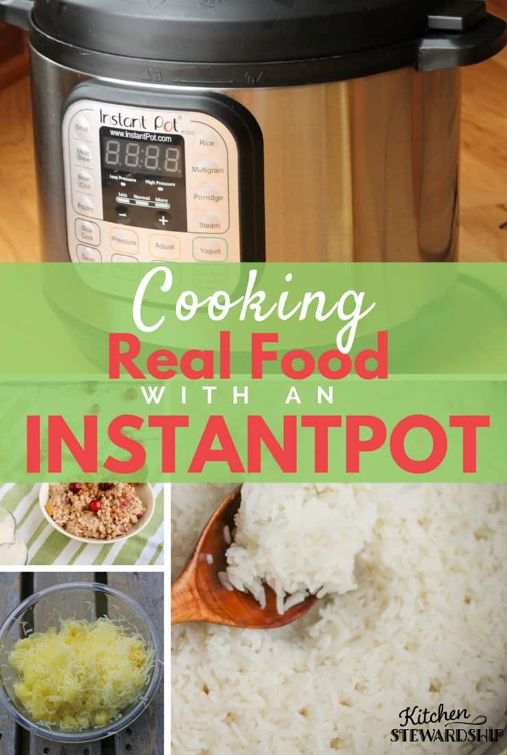 Instant Pot Italian Lentil One-Pot Meal - Gluten Free and so easy! It almost tastes like lasagna but in less than half the time and fuss. Lentils, rice, chicken, veggies - and only one dirty dish!